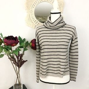 Madewell Cowl Neck Sweater Mohair Blend S